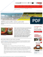 Adobos Para Pollo, Carne y Pescado _ EROSKI CONSUMER