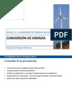 Sesion 05 Conversión de Energia Eolica (Teoria)