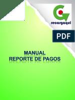 Manual Reporte de Pagos Recargaqui[1]