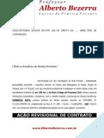 Novo Cpc Acao Revisional Tutela Cheque Especial Conta Garantida