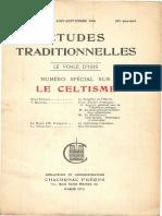 Etudes Traditionnelles v41 n200-201 1936 Aug
