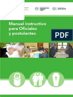 Manual de instruciones del Reg Civil paragauayo