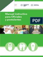 Manual de instruciones del Reg Civil paragauayo