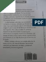 Cómo leer textos literarios - Julián Moreiro