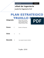Plan estrategico Rent a Car