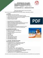 Practice Worksheet No 3 English III 2016 - Accepting - Refusing - Invitations MM