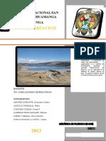 Informe Viaje Al Proyecto Zinthia 2