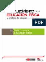 DIDACTICA DE EDUCACIÓN FÍSICA