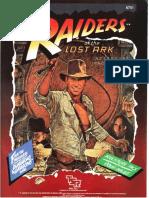 82749147 Indiana Jones IJ2 Raiders of the Lost Ark