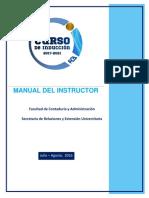Manual Para Capacitación 2017-2021