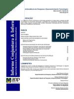 Conjuntura e Informação ANP 64