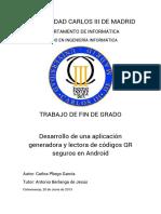 TFG Carlos Pliego Garcia