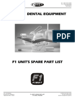 F1 Unit Spare Parts (ID 8940)