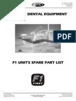 F1 Unit Spare Parts (ID 8940)
