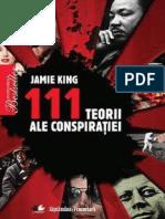 Jamie King - 111 Teorii Ale Conspirației
