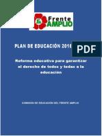 PLAN DE EDUCACIÓN-FRENTE AMPLIO - Marzo 2016.pdf