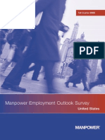power Employment Outlook Survey