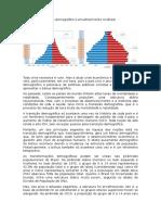 Bônus demográfico e envelhecimento no Brasil