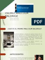 Premio Malcolm Baldrige1.1
