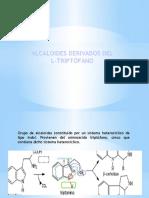 Alcaloides Derivados L-triptófano