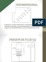 Flujo Unidimensional - Mecanica de Suelos I