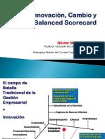 Innovación y Balanced Scorecard