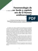 A fenomenologia de Marcuse.pdf