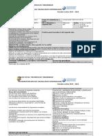 Plantilla de Planificación Unidad 5-Primer Año BI