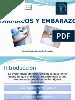 02. Farmacos y Embarazo