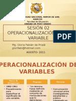 SESION2-OPERACIONALIZACIÓN