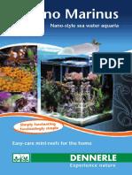 Nano Marinus Brochure GB