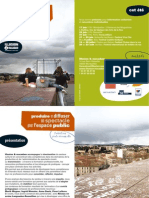 Brochure PDSEP