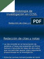 Citas y Notas Metodologia de Investigacion en CCSS 176121 1 213661