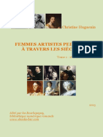Femmes Artistes Peintres