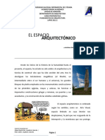 Copia de Lectura 9_ Guia. Espacio Arquitectonico