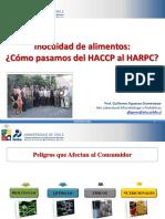 HACCP Actualización según FMSA