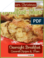 7 Southern Christmas Breakfast Ideas Overnight Breakfast Casserole Recipes More (1)