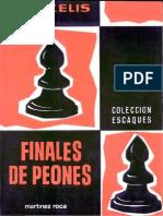 Finales de Peones (Ilya Maizelis)