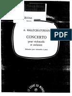Concerto Pour Violoncello Et Orchestre Et Piano (1) (1)