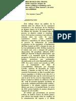 """Camou, Antonio. """"El Saber Detrás del Trono,"""" In Thinks Tanks y Políticas Públicas en la Argentina, e (1)"""