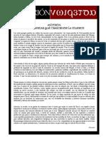 Asterión, Editorial