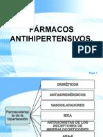 Antihipertensivos II