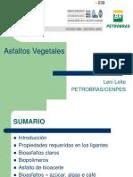 asfalto vegetal