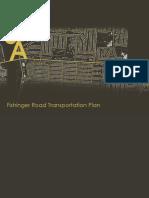fishinger road transportation plan