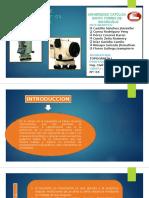 Diapositivas Taquimetría y Método Radial