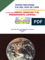 El Penasmiento Lateral-creativo