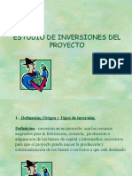 1. Inversiones