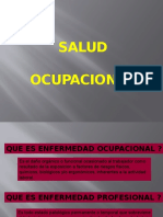 2. Salud Ocupacional
