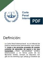 6 Corte Penal Internacional