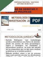 Métodos de Investig. Jurídica